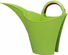 Keira Design Gießkanne Kunststoff 10 L., Apfelgrün, ineinander stapelbar Neu