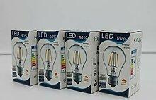 KEJA LED Lampe E27 6 Watt ersetzt 60W Halogenlampe