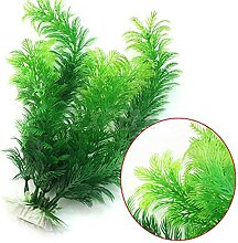 KEJI 1St. Künstliche Kunststoff Wasser Gras