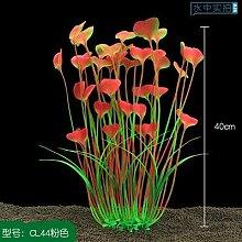 KEJI PVC Kunstplastik Aquarium Gras Aquarium