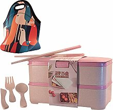 Keka Japanische Bento-Box (Pink) – aus 45%