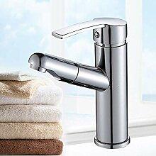 KEKEYANG Badezimmer heiß und kalt Einloch