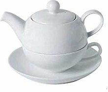 KEKEYANG Kaffee-Einzelpersonen-Teekanne und