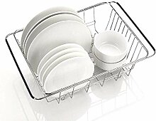 KEKEYANG Multifunktionale über Waschbeckenkorb