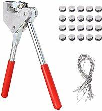 KEKEYANG Werkzeuge Dichtungszangen-Set, roter