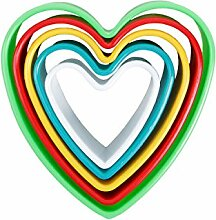 Keksausstecher Herz Ausstechform Ausstecher