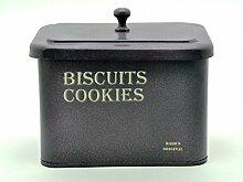 Keksdose Cookies Blechdose Farbe: Flieder