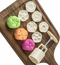 Keksstempel Mond Kuchen Form Stempel, Kekspresse