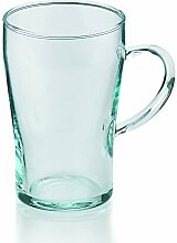 Kela 10756 Glas-Becher, 4 Stück, 300 ml, Orion