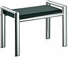 Kela 21987 Sitzhocker, Metall, 66,5x 38,5x 48,5