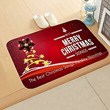 Keland HomeFun - Fußmatte Weihnachten 40 x 60cm