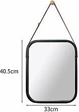 KELE Nordisch Badezimmerspiegel Beauty Spiegel,