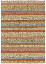 Kelim Fars Teppich Orientalischer Teppich 242x170