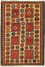 Kelim Fars Teppich Orientteppich 234x157 cm