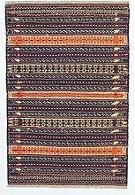Kelim Kordi Teppich Orientteppich 150x100 cm