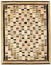 Kelim Mosaik Teppich Orientteppich 224x172 cm