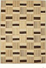 Kelim Mosaik Teppich Orientteppich 246x178 cm