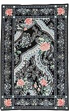 Kelim Soozani Teppich Orientteppich 259x168 cm
