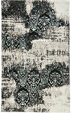 Kelim-Teppich in Blau KARE Design