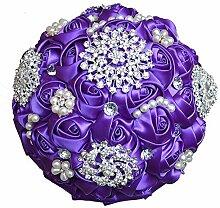 Keliour-flo Künstliche Brautsträuße nach Maß