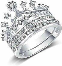 Keliour Haustürkranz Damen 925 Sterling Silber