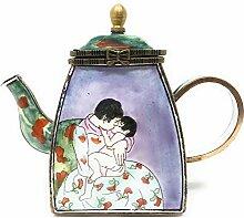 Kelvin Chen Cassatt's Mother's Kiss