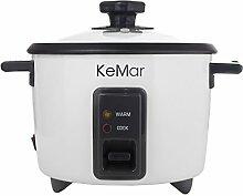 KeMar Kitchenware KRC-110 Reiskocher, Dampfgarer,