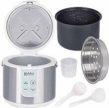KeMar Kitchenware KRC-130 digitaler Reiskocher,