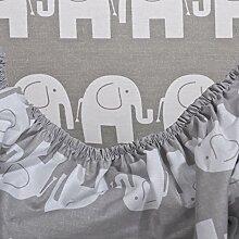 KempKids. Kinderbettlaken Bettlaken Spannbettlaken