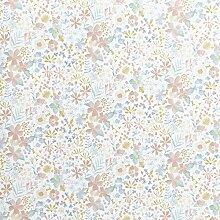 Kenay Home Libby Wallpaper Dekorative Tapete,