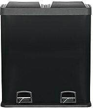 Kendan - Schwarz 60Liter Touch Recycle