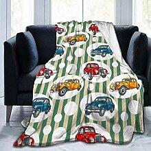 KENDIA Color Cars Party Dekorative Extra Softdecke