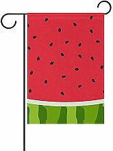 Kenice Gartendekoration Flagge,Garten Banner,Haus