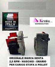 KENTA K911 5101 Kaminofen Pellets 2,5 RPM (Pellet)