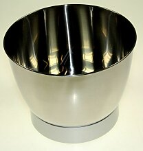 Kenwood Becher (silber) für Küchenmaschine