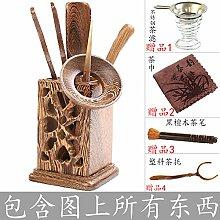 KEQB Tee-Zubehör, Tee-Zeremonie, sechs Herren