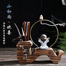 KEQB Teezeremonie, Sechs Herren, Kung Fu Tee-Set,