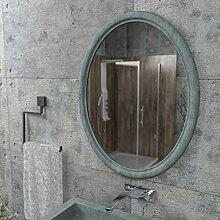 KERABAD Design Betonspiegel Wandspiegel Spiegel