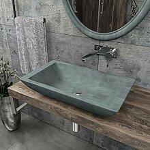 KERABAD Design Betonwaschbecken Waschtisch
