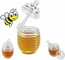 Kerafactum Honigtopf honey Honigspender Töpfchen