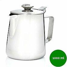 Kerafactum Kaffeekännchen Milchkännchen