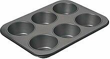 Keraiz Backform für 6 Muffins,