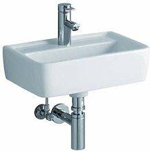 Keramag Handwaschbecken Renova Nr. 1 Plan, ohne