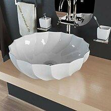 Keramik Aufsatzwaschbecken Waschschale Waschtisch