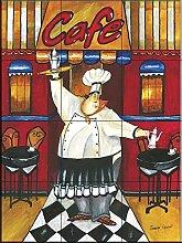 Keramik Fliesen - Café- von Jennifer Garant -
