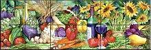 Keramik Fliesen - Gemüse Medley - von Kathleen