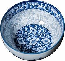 Keramik Geschirr Ramen Schüssel Große