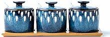 Keramik Gewürz Aufbewahrung Kanister, Haushalt