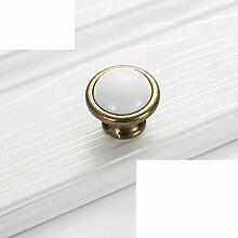 Keramik Griff-white/Moderne Einfach,Schublade