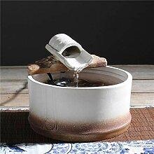 Keramik Indoor Wasserspiele Retro Dekorative